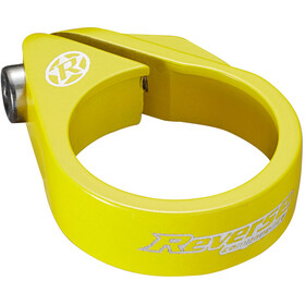 Reverse Bolt Morsetto sella Ø34,9mm giallo